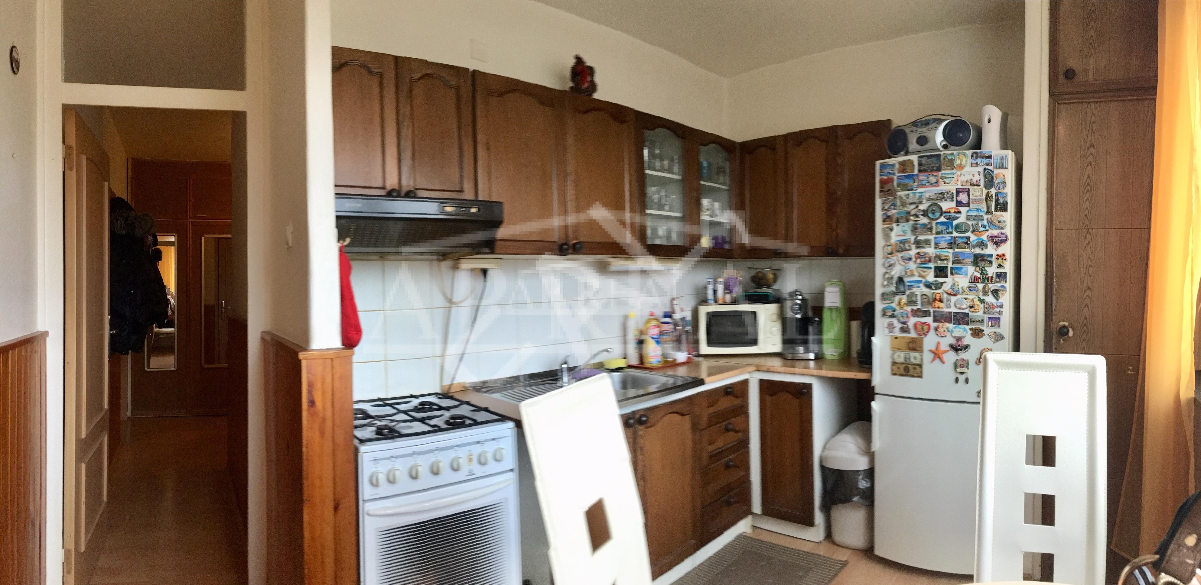 3-izbový byt len v štvorposchodovom dome s garážou hneď pri vchode,Latorická ul.