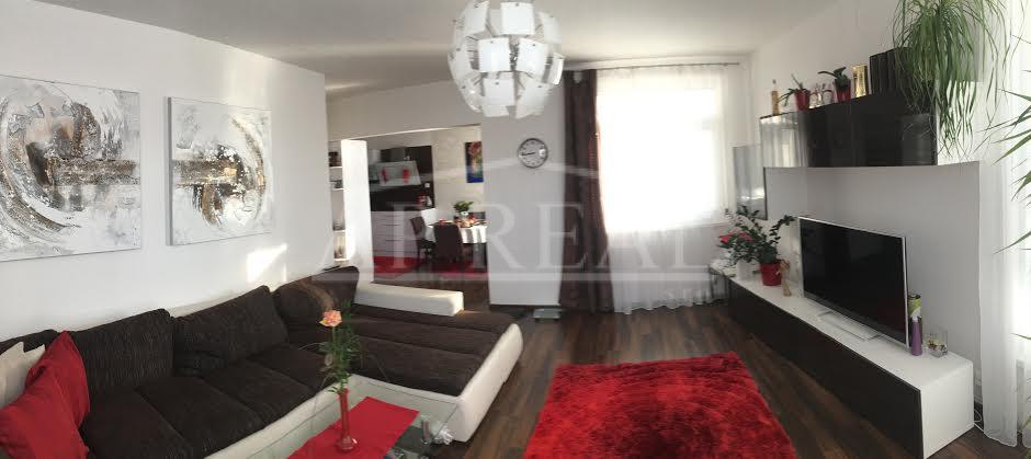 4i kompletne zariadený byt NOVOSTAVBA v Lamači s 2 garážovými státiami na prenájom