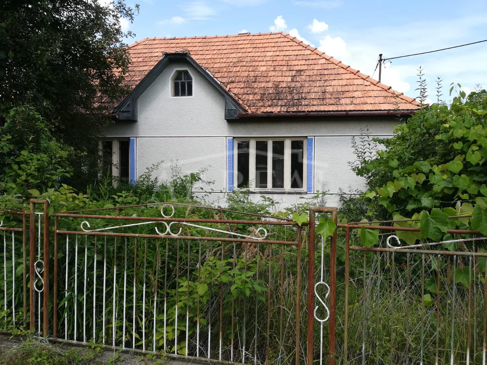 4i rodinný dom – Seľany, okr. Veľký Krtíš